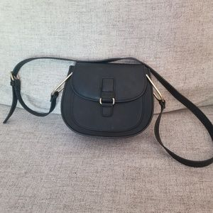 Forever 21 Little Black Cross Body Purse